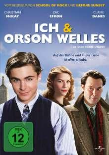 Ich und Orson Welles, DVD