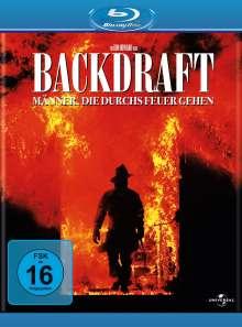 Backdraft - Männer,die durchs Feuer gehen (Blu-ray), Blu-ray Disc