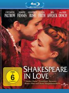 Shakespeare in Love (Blu-ray), Blu-ray Disc