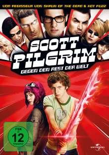 Scott Pilgrim gegen den Rest der Welt, DVD