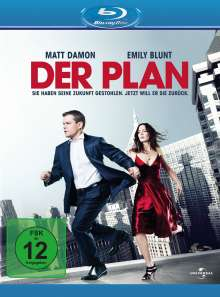 Der Plan (Blu-ray), Blu-ray Disc