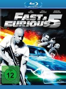 Fast & Furious 5 (Blu-ray), Blu-ray Disc