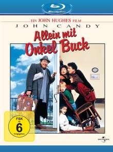 Allein mit Onkel Buck (Blu-ray), Blu-ray Disc