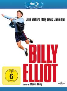 Billy Elliot (Blu-ray), Blu-ray Disc
