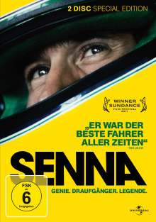 Senna, DVD