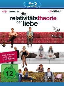 Die Relativitätstheorie der Liebe (Blu-ray), Blu-ray Disc