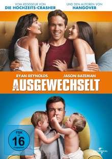 Wie ausgewechselt, DVD