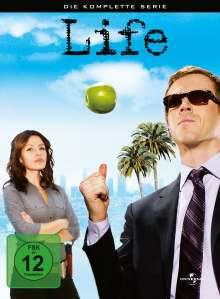 Life (Komplette Serie), 9 DVDs