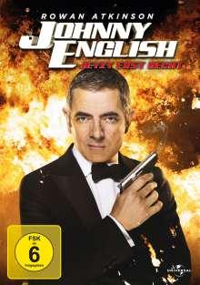 Johnny English - Jetzt erst recht!, DVD