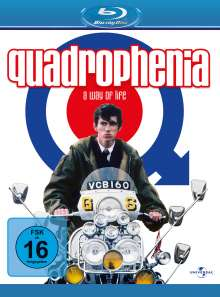 Quadrophenia (1978) (Blu-ray), Blu-ray Disc