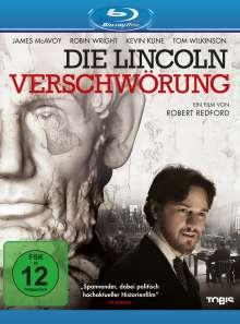 Die Lincoln Verschwörung (Blu-ray), Blu-ray Disc