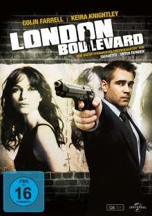London Boulevard, DVD