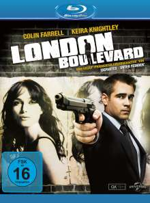 London Boulevard (Blu-ray), Blu-ray Disc