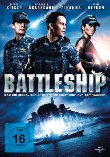Battleship, DVD
