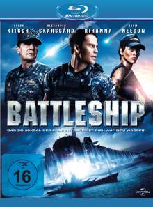 Battleship (Blu-ray), Blu-ray Disc
