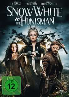Snow White And The Huntsman, DVD