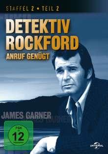 Detektiv Rockford - Anruf genügt Staffel 2 Box 2, 4 DVDs
