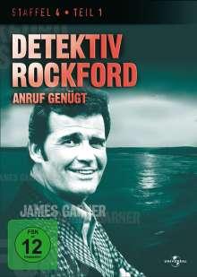Detektiv Rockford - Anruf genügt Staffel 4 Box 1, 3 DVDs
