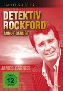 Detektiv Rockford - Anruf genügt Staffel 5 Box 2, 3 DVDs