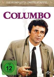 Columbo Staffel 3, 4 DVDs