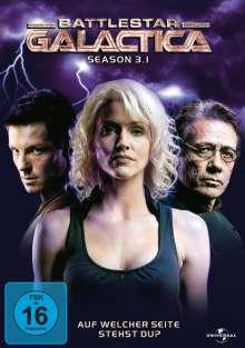 Battlestar Galactica Season 3 Box 1, 3 DVDs