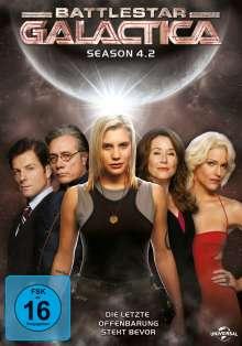 Battlestar Galactica Season 4 Box 2, 3 DVDs