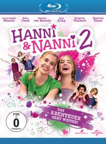 Hanni & Nanni 2 (Blu-ray), Blu-ray Disc