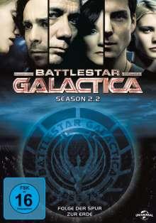 Battlestar Galactica Season 2 Box 2, 3 DVDs