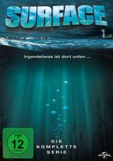 Surface (Komplette TV-Serie), 4 DVDs