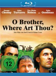 O Brother, Where Art Thou? (Blu-ray), Blu-ray Disc