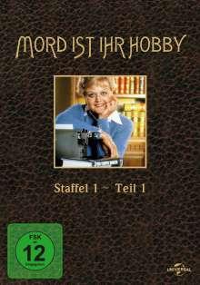 Mord ist ihr Hobby Staffel 1 Box 1, 3 DVDs