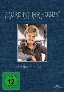 Mord ist ihr Hobby Staffel 3 Box 1, 4 DVDs
