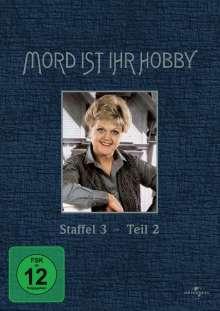 Mord ist ihr Hobby Staffel 3 Box 2, 3 DVDs