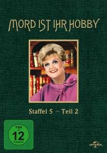 Mord ist ihr Hobby Staffel 5 Box 2, 3 DVDs