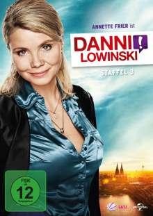 Danni Lowinski Staffel 3, 3 DVDs