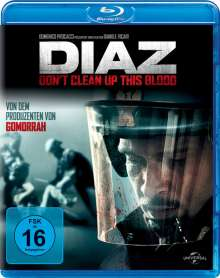 DIAZ - Don't Clean Up This Blood (Blu-ray), Blu-ray Disc