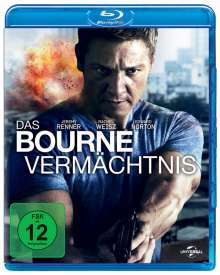 Das Bourne Vermächtnis (Blu-ray), Blu-ray Disc