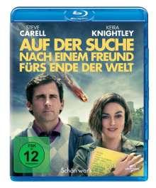Auf der Suche nach einem Freund fürs Ende der Welt (Blu-ray), Blu-ray Disc