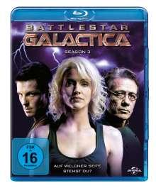 Battlestar Galactica Season 3 (Blu-ray), 5 Blu-ray Discs