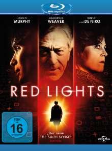 Red Lights (Blu-ray), Blu-ray Disc
