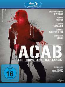 ACAB - All Cops Are Bastards (Blu-ray), Blu-ray Disc