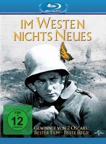 Im Westen nichts Neues (1930) (Blu-ray), Blu-ray Disc