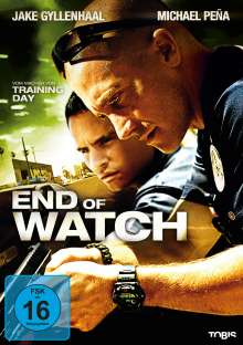 End Of Watch, DVD