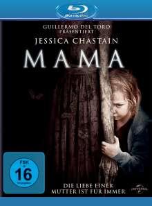 Mama (Blu-ray), Blu-ray Disc