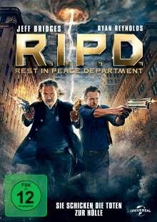 R.I.P.D., DVD