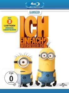 Ich - Einfach unverbesserlich 2 (Blu-ray), Blu-ray Disc