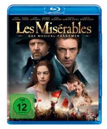 Les Miserables (2012) (Blu-ray), Blu-ray Disc