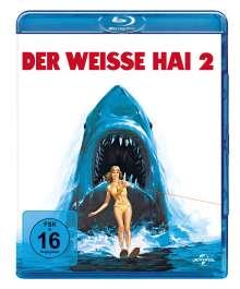 Der weiße Hai 2 (Blu-ray), Blu-ray Disc