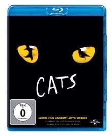 Cats (1998) (Blu-ray), Blu-ray Disc