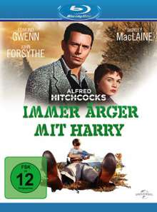 Immer Ärger mit Harry (Blu-ray), Blu-ray Disc